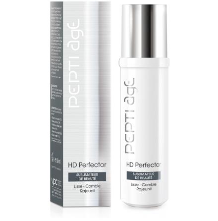 Pepti-Age PERFECT PERFECTOR mot Trötthet- & ålderstecken. Fyller + Vitaliserar för Slätare, Jämnare Hud
